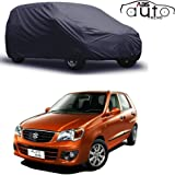 ABS AUTO TREND Matty Grey Car Cover for Maruti Suzuki Alto K-10