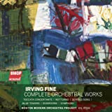 Fine: Complete Orchestral Work