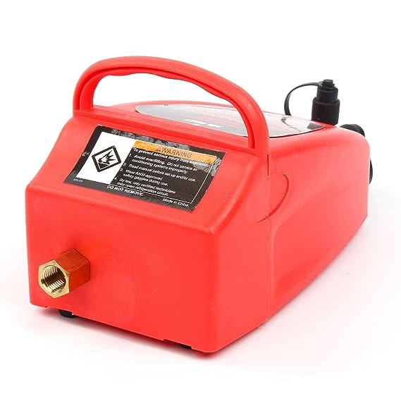 yaetek neumático 4.2 Bomba de vacío CFM aire Operado a/c aire acondicionado sistema herramienta Auto: Amazon.es: Coche y moto