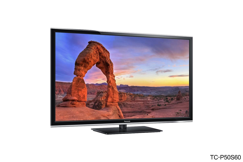 Amazon.com: Panasonic TC-P60S60 60-Inch 1080p 600Hz Plasma HDTV  (Discontinued by Manufacturer): Electronics