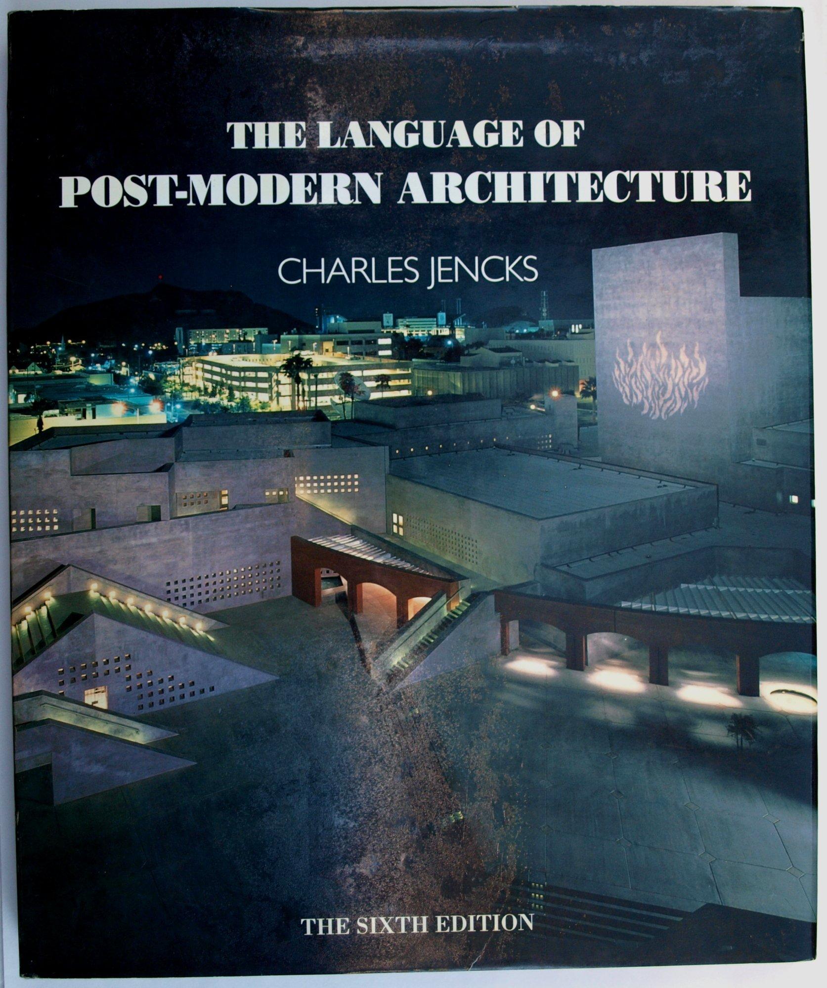 Language Of Post Modern Architecture Amazon Co Uk Jencks Charles 9780847813599 Books