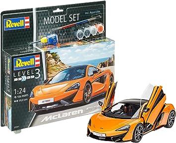 Revell 67051 McLaren 570S Model Set