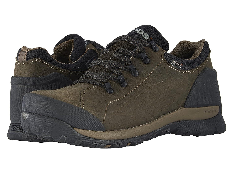 [ボグス] メンズ スニーカー Foundation Leather Low WP Soft Toe [並行輸入品] B07BF9JCST