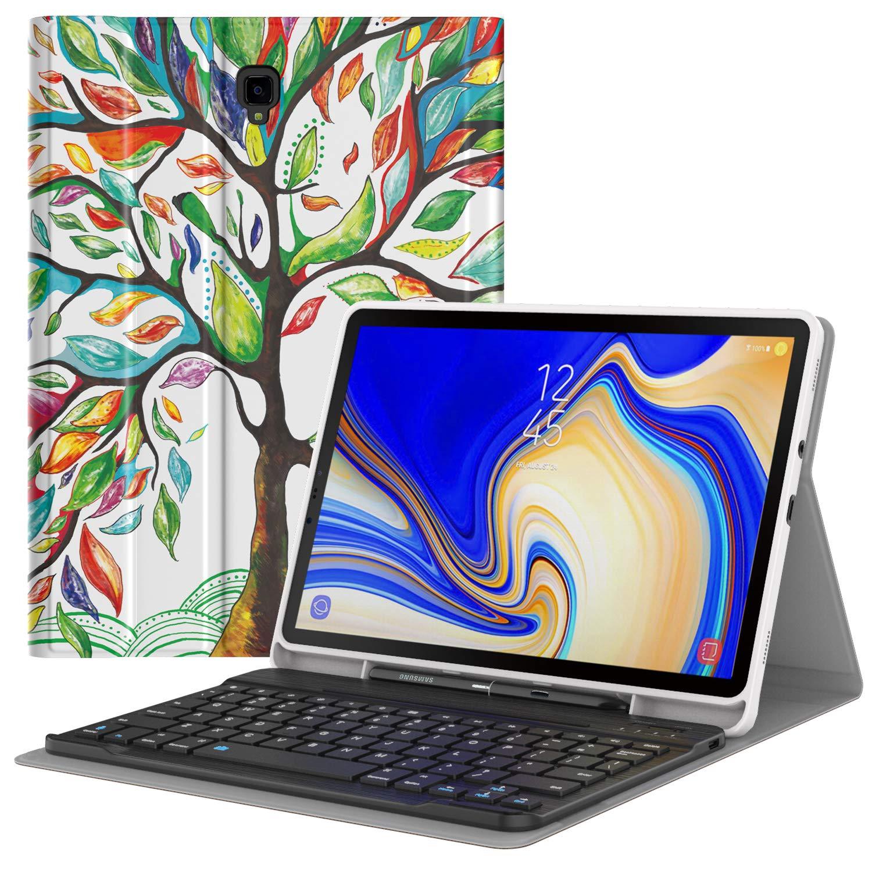 Funda + Teclado Galaxy Tab S4 10.5 Moko [7hsn4r4n]