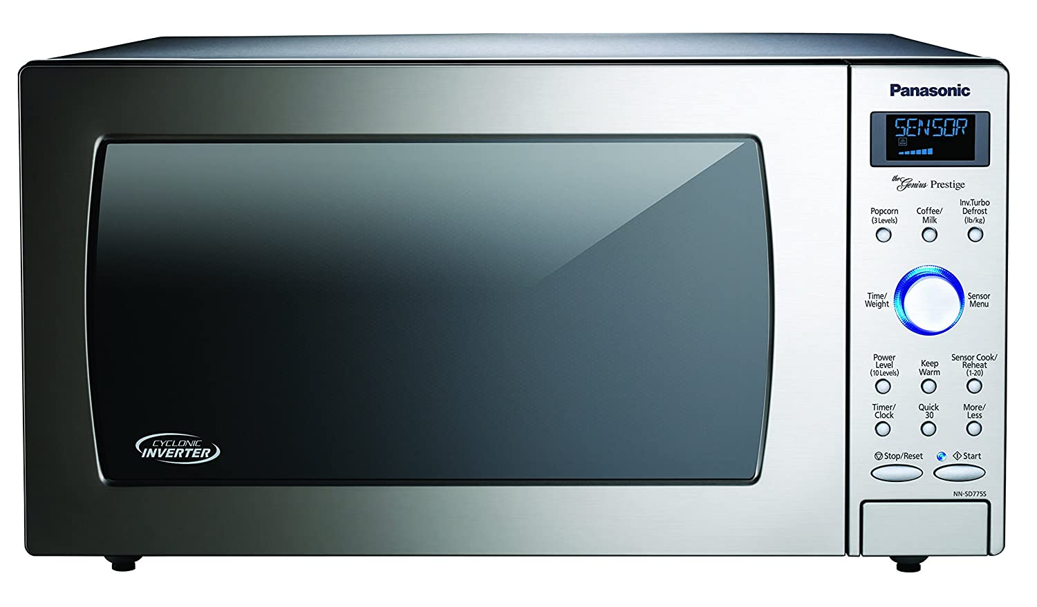 Panasonic NN-SD775 Microwave Oven 1.6 cu. ft. Stainless