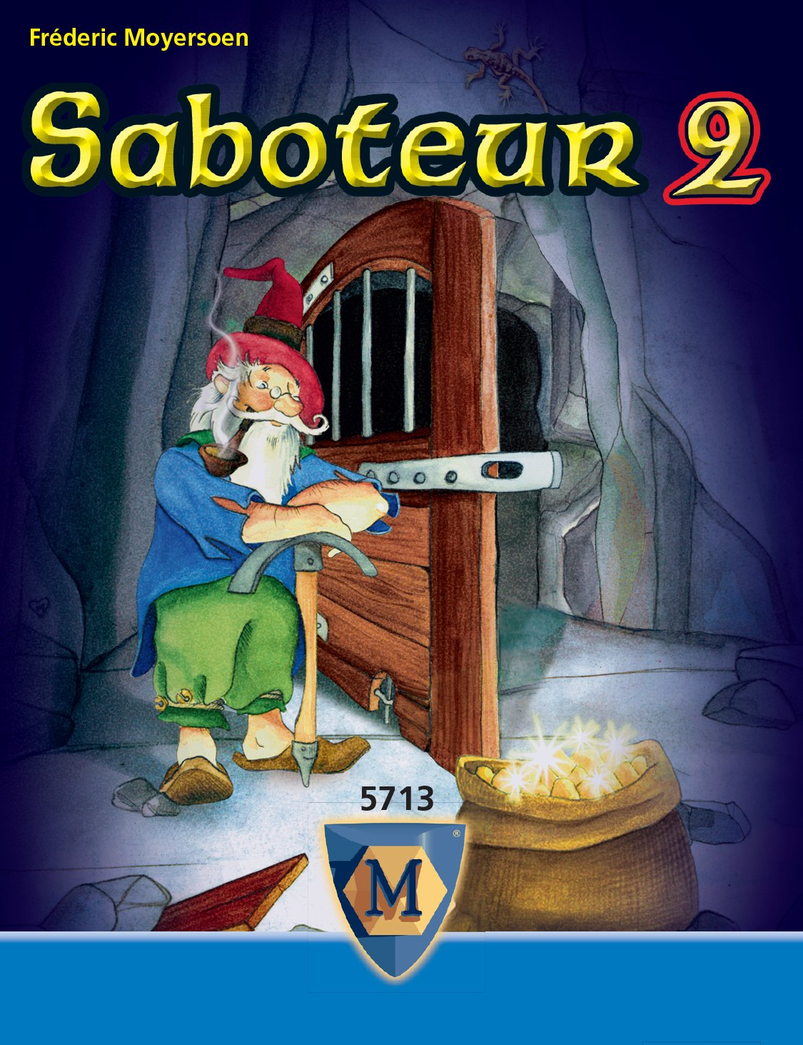 Saboteur 2 Card Game by Mayfair Games (Image #1)