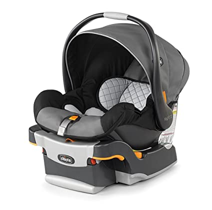 Chicco KeyFit 30 Infant Car Seat - Best for LATCH System