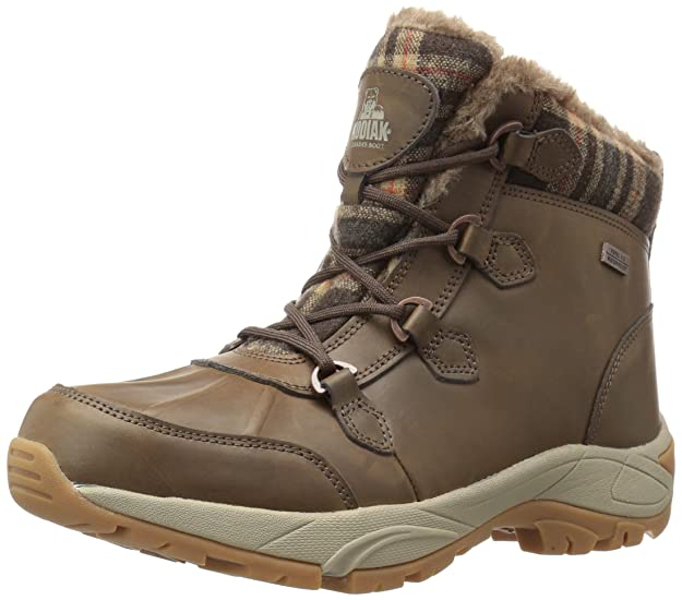 Amazon.com: Kodiak Rae de la mujer botas de nieve: Shoes