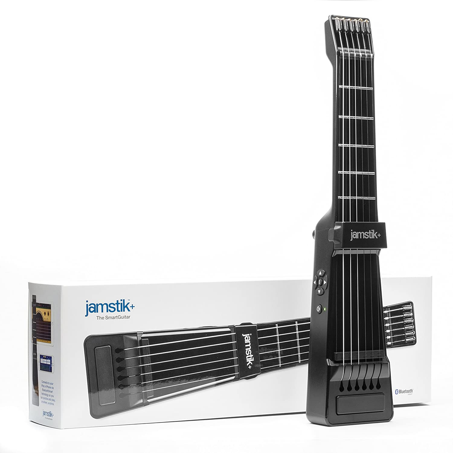 Zivix Jamstik+ Smart Guitar with Carrying Case: Amazon.es: Instrumentos musicales