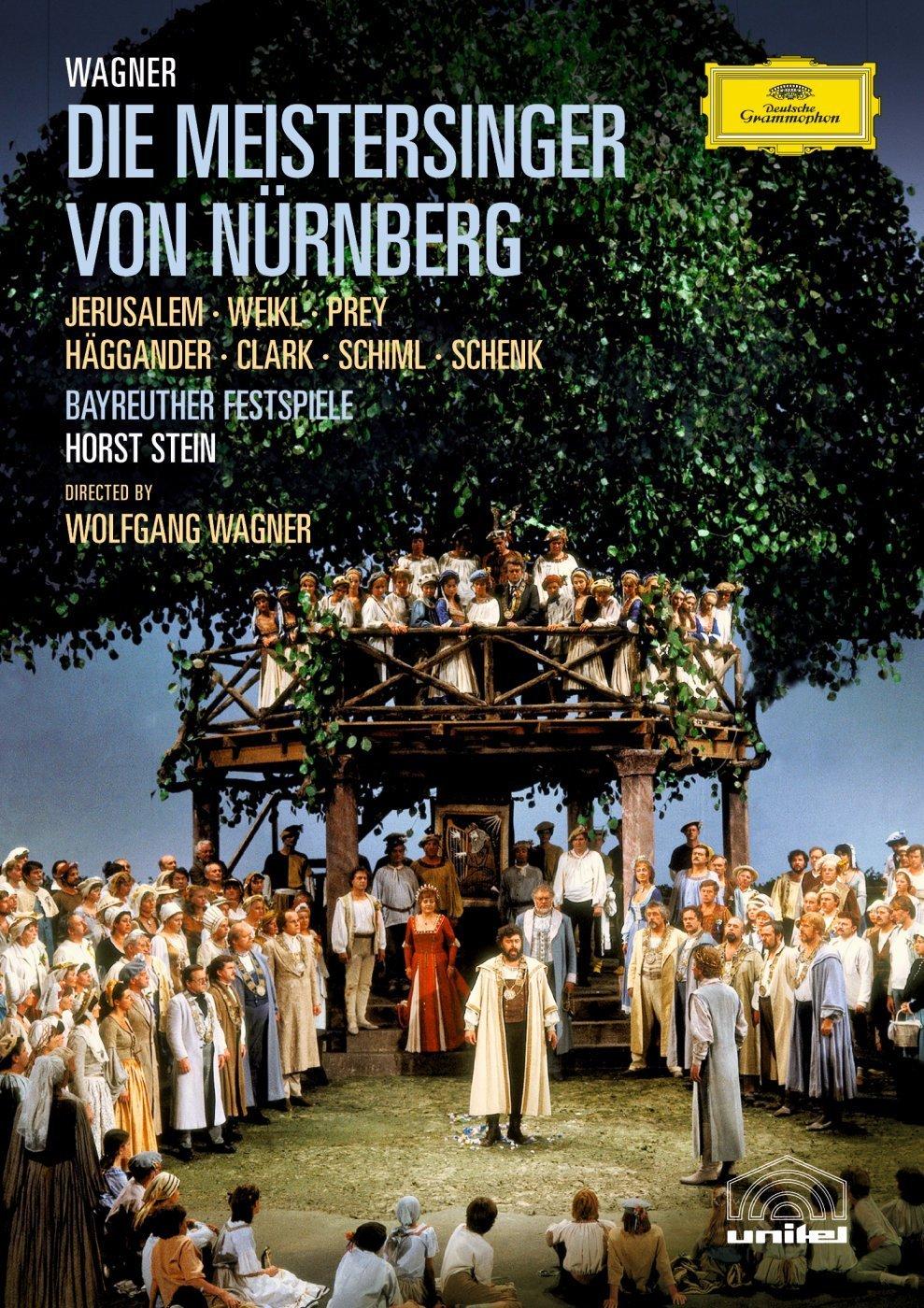 DVD : R. Wagner - Die Meistersinger Von Nurnberg (Subtitled, 2PC)