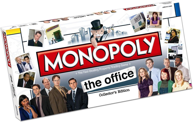 USAopoly Monopoly The Office by: Amazon.es: Juguetes y juegos