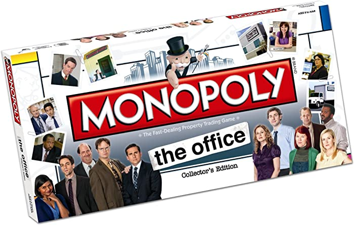 The Best The Office Monoply