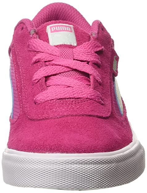 Pink Top Jr Unisex Evolution Fair Rose carmine Kinder S Puma Low q0IFYY