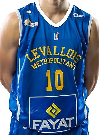 Bigsport Klemen prepelic - Camiseta de Baloncesto para Hombre, Hombre, Color Azul, tamaño 3XL: Amazon.es: Deportes y aire libre