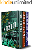 The Penny Green Series: Books 4-6 (The Penny Green Series Boxset Book 2)