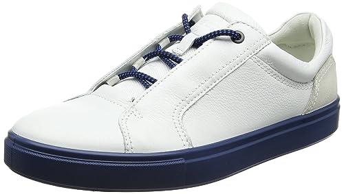afe48ecb9722 Ecco Kyle Street Sneaker White  Amazon.ca  Shoes   Handbags