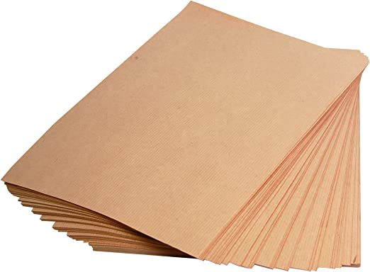 60 g Clairefontaine Kraft 50 x 1 m Paper Roll Brown 50 x 1m .