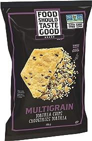 Food Should Taste Good Gluten Free Multigrain Tortilla Chips, 156 Grams
