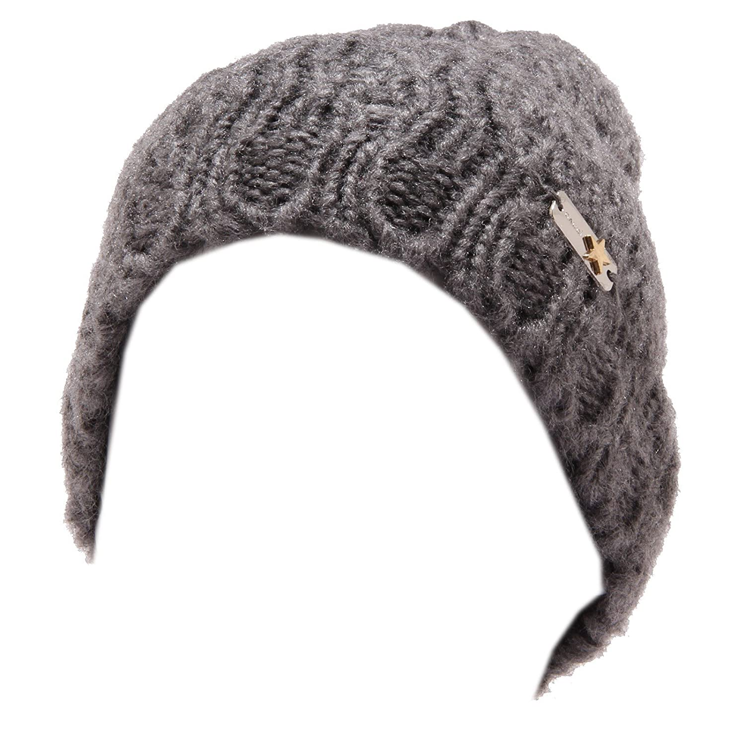 4805U cuffia bimba GAUDI' TEEN grigio grey hat kid girl