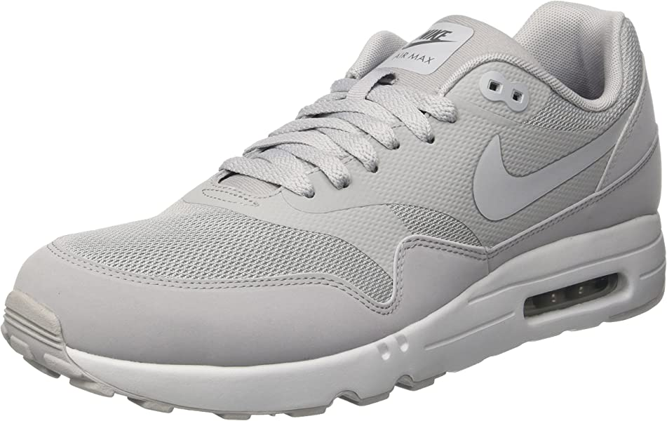 Mens Air Max 1 Ultra 2.0 Essential Casual Shoes Gray 12 Medium (D)