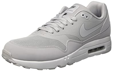 free shipping c872c 00261 Nike Air Max 1 Ultra 2.0 Essential, Chaussures de Course Homme, Gris (Wolf