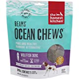 Honest Kitchen The, Dog Treats Icelandic Catfish Skin Sticks Small, 3.25 Ounce