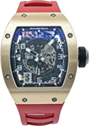 Richard Mille RM 010 Automatic-self-Wind Male Watch RM010 (Certified Pre-