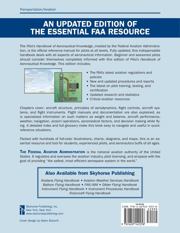 Pilots handbook of aeronautical knowledge federal aviation pilots handbook of aeronautical knowledge federal aviation administration 9781629142258 amazon books fandeluxe Images