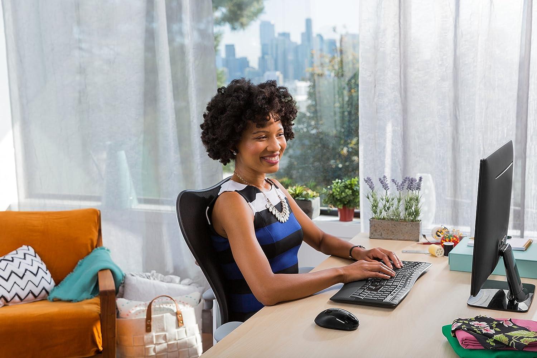 Teclado Microsoft Wireless Comfort Desktop 5050
