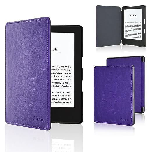 43 opinioni per ACdream nuovo Kindle ottava generazione 2016Custodia, Ultra Slim Smart Cover in