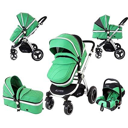 i-Safe sistema – Hojas Trio sistema de viaje Cochecito de bebé y silla de