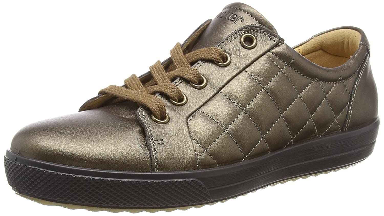 Hotter Brooke, Zapatillas para Mujer 39 EU Marrón (Choc Bronze Quilted 152)