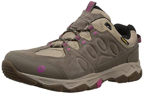 d77f6da3665 Jack Wolfskin Women's MTN Attack 5 Texapore Low W Hiking Boot