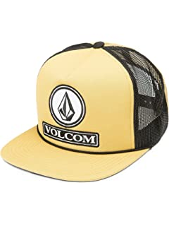 7b74d8536624a9 Amazon.com: Volcom Men's Logger 5 Panel Cheese Style Snap Back Hat ...