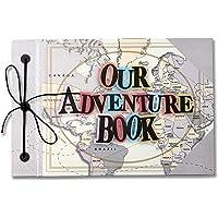 Album Our Adventure Book versión mapa - 20 Hojas