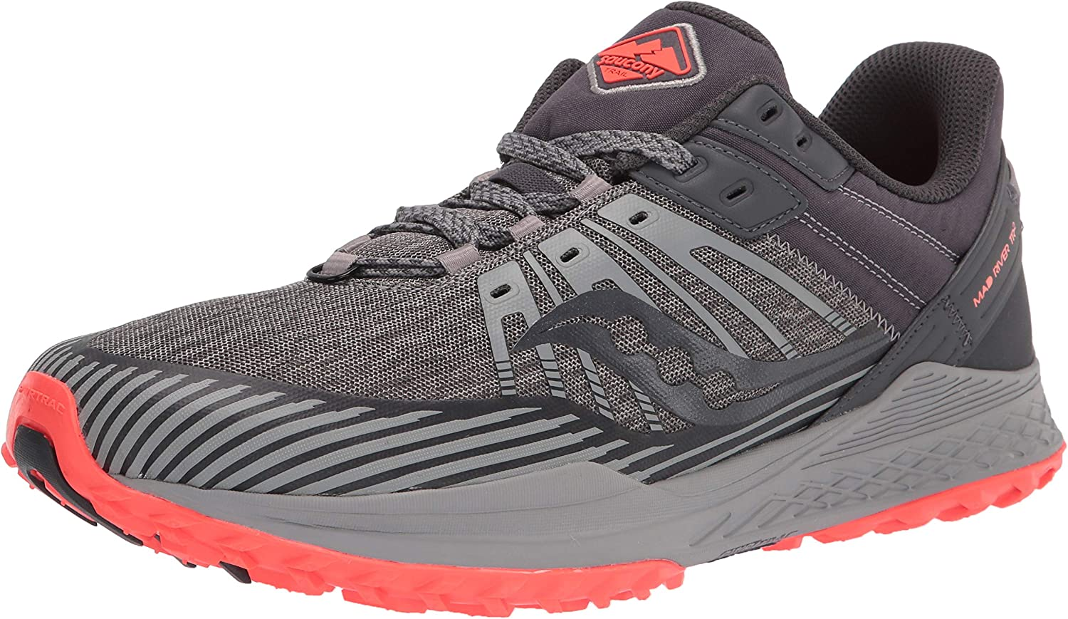 Saucony Men's Mad River Tr 2 Trail Running Shoe