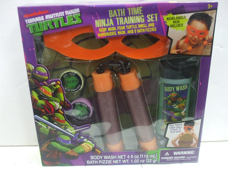 Amazon.com: Teenage Mutant Ninja Turtles - Bath Time Ninja ...
