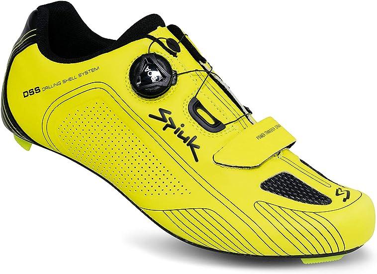 Unisex adult Shoe Spiuk Altube Road 5.5 UK 38 EU dull black