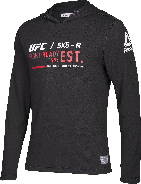 UFC Mens Fan Gear Pullover