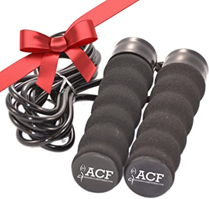 Best Jump Rope for Exercise Cardio Fitness and Outdoor Speed Endurance Training
