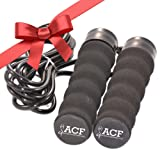 Choose From 5 Jump Rope Styles - Adjustable for Cardio Fitness & Speed Endurance Training