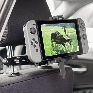 Soporte de Coche para la Nintendo Switch marca Olixar: Amazon.es ...