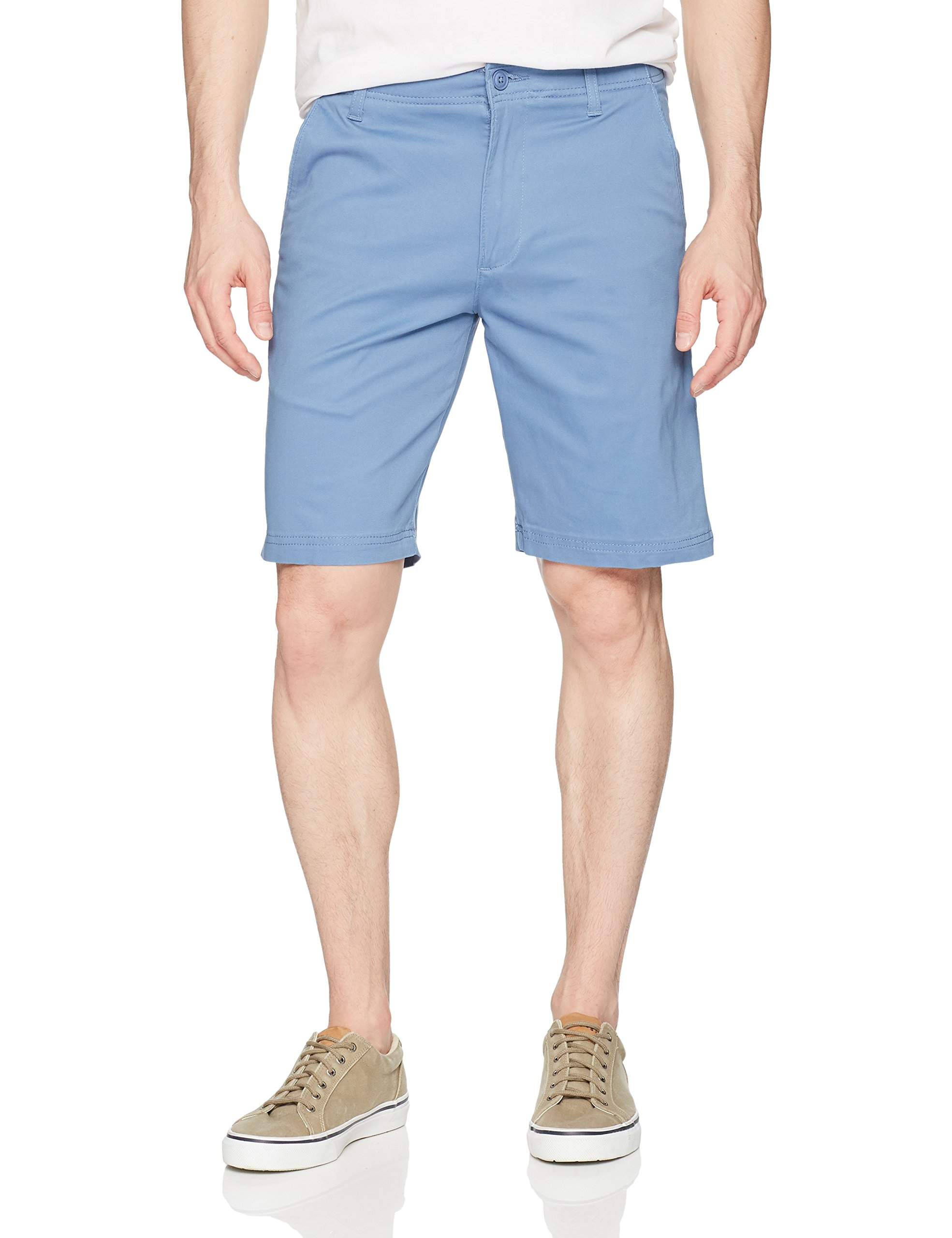 LEE Men's Performance Series Extreme Comfort Short, Coronet Blue, 34