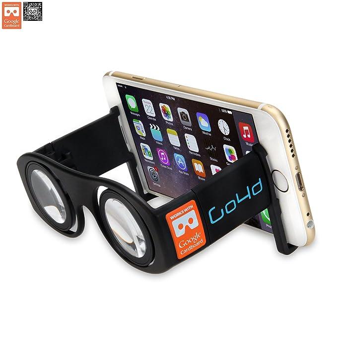 Amazon.com: anteojos de realidad virtual anteojos Tech c1 ...
