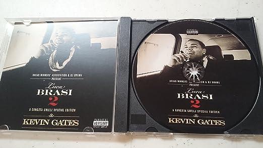 Luca Brasi 2 Limited Edition Mixtape CD Official Gangsta
