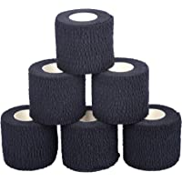Oly Grip: Weightlifting Thumb Hook Grip Cotton Tear Stretch Tape (6 Rolls) - Weight Lifting - Crossfit - Gymnastics…