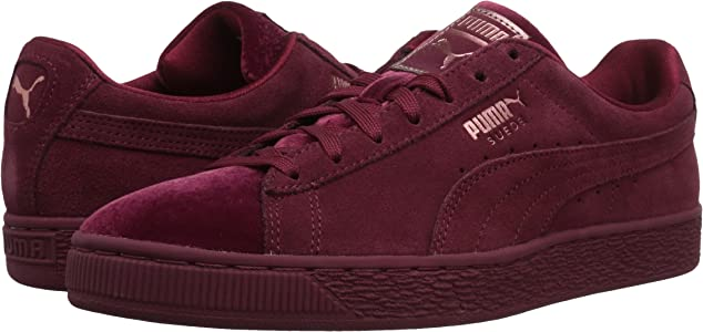 Puma Women's Suede Classic Velvet Casual Sneakers from