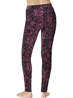 28869d5407f875 Cuddl Duds ClimateRight Women s Stretch Fleece Warm Underwear Leggings Pants
