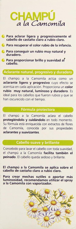 Kéranove Champú Aclarante a la Camomila - 250 ml