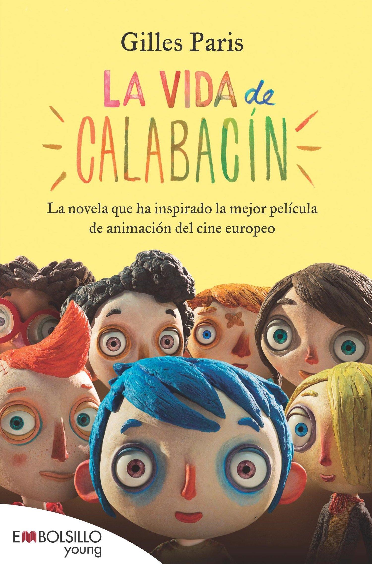Read Online La vida de calabacín (Spanish Edition) pdf